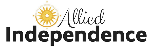 Allied independence logo