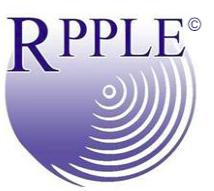 RPPLE logo