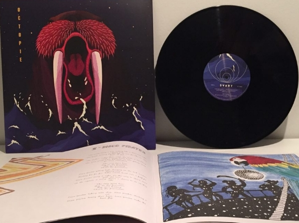 Octopie - The Adventure of Harry and Walrus Kane - Vinyl.