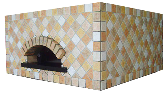Quadrato   This oven is the ideal complement for anyone who wants the client to feel as if they are in a restaurant where pizza is prepared using the traditional techniques and genuine ingredients that have made pizza one of the most famous and appreciated foods in the world.