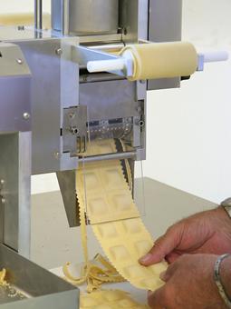 Ravioli machine PR25.