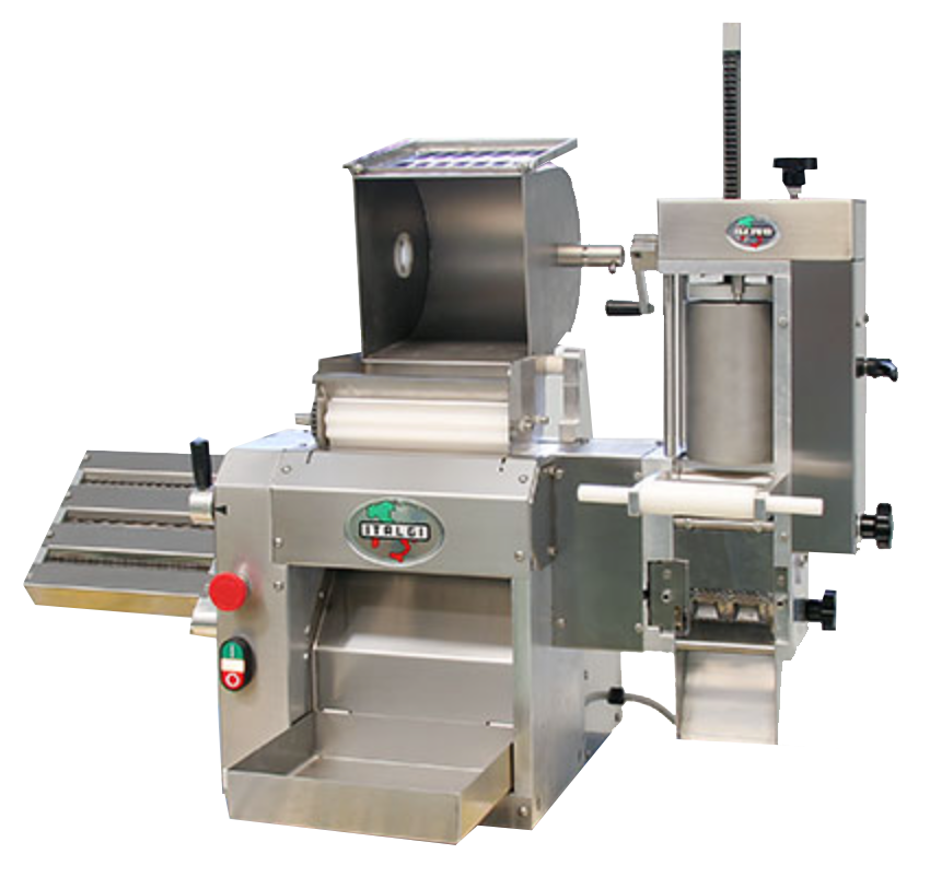 Modula   Sheeter-based combined pasta machine