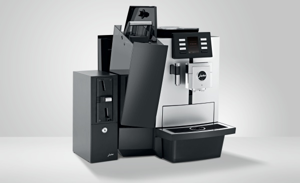 WAS INDIVIDUAL AS YOUR REQUIREMENTS - The X8 can be combined with additional coffee machines and elegant accessories such as the cup warmer, Cool Control, fresh water kit or accounting system, making it the ideal basis for complete, tailor-made coffee solutions in a wide range of areas.