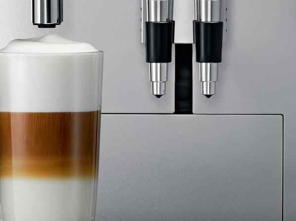 Speciality coffees - 1 latte macchiato1 cappuccino2 coffees1 coffee2 espressi1 espresso2 ristretti1 ristrettoMilk