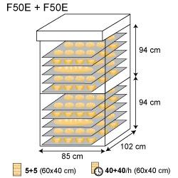 F50E + F50E