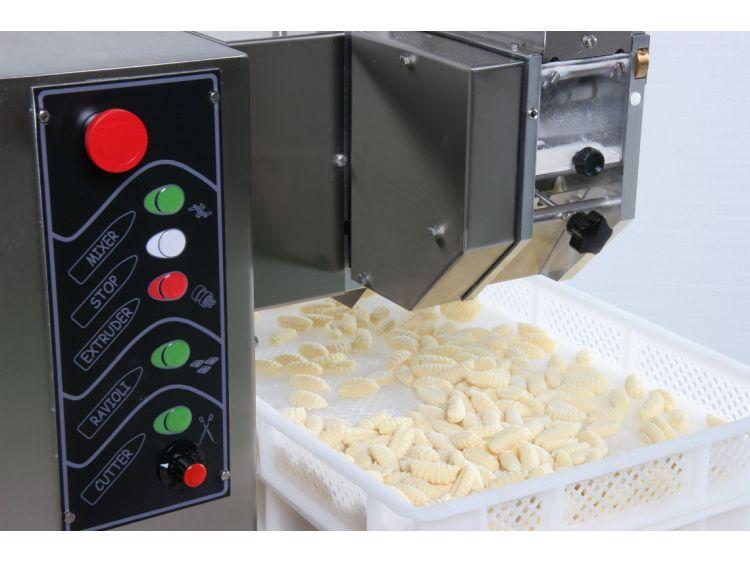 Gnocchi production