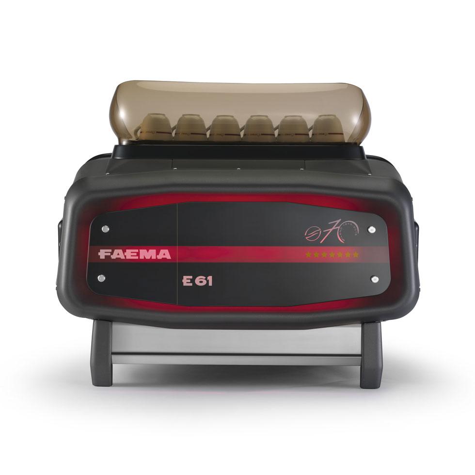 E61 Limited Edition   Limited edition to celebrate Faema 70th anniversary