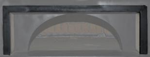 Rectangular Metallic Frame