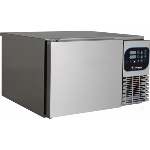 GBF-3GN23   BLAST CHILLER/SHOCK FREEZER +90°C -18°C  Dimensions: L: 60cm x P(W): 60cm x H: 40cm