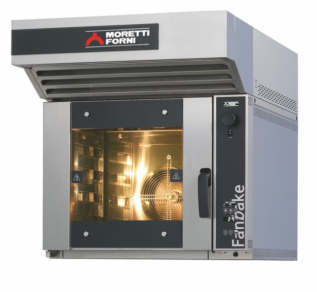 F45E - F50E - F55E   Top line bakery oven, with a particular attention to containing costs. Please explore all possible combinations.