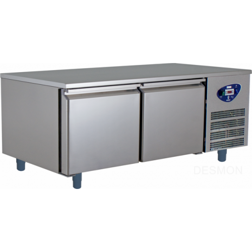 TSM2   REFRIGERATED COUNTER 2 DOORS -2° +8°C Depth 70 cm
