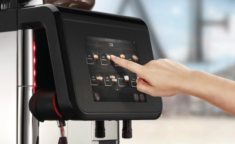 "Innovative interaction with the machine   Endless customisation possibilities available through the revolutionary Touch Screen with a 10.4"" inch display"