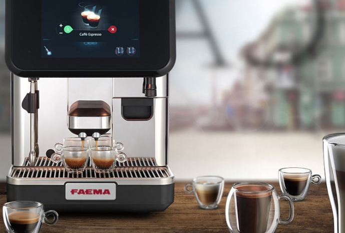 Quality in the cup.    Faema knows how important each drink prepared for you and your customers is. For this reason, the X30 is designed for a wide and varied range of beverages to suit every taste, always guaranteeing the best quality in the cup.