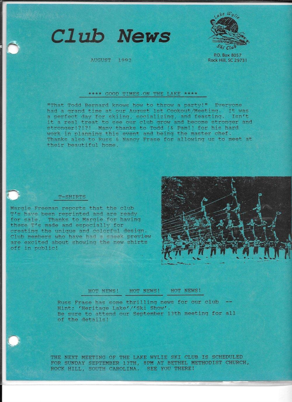 August 1992 newsletter.jpg