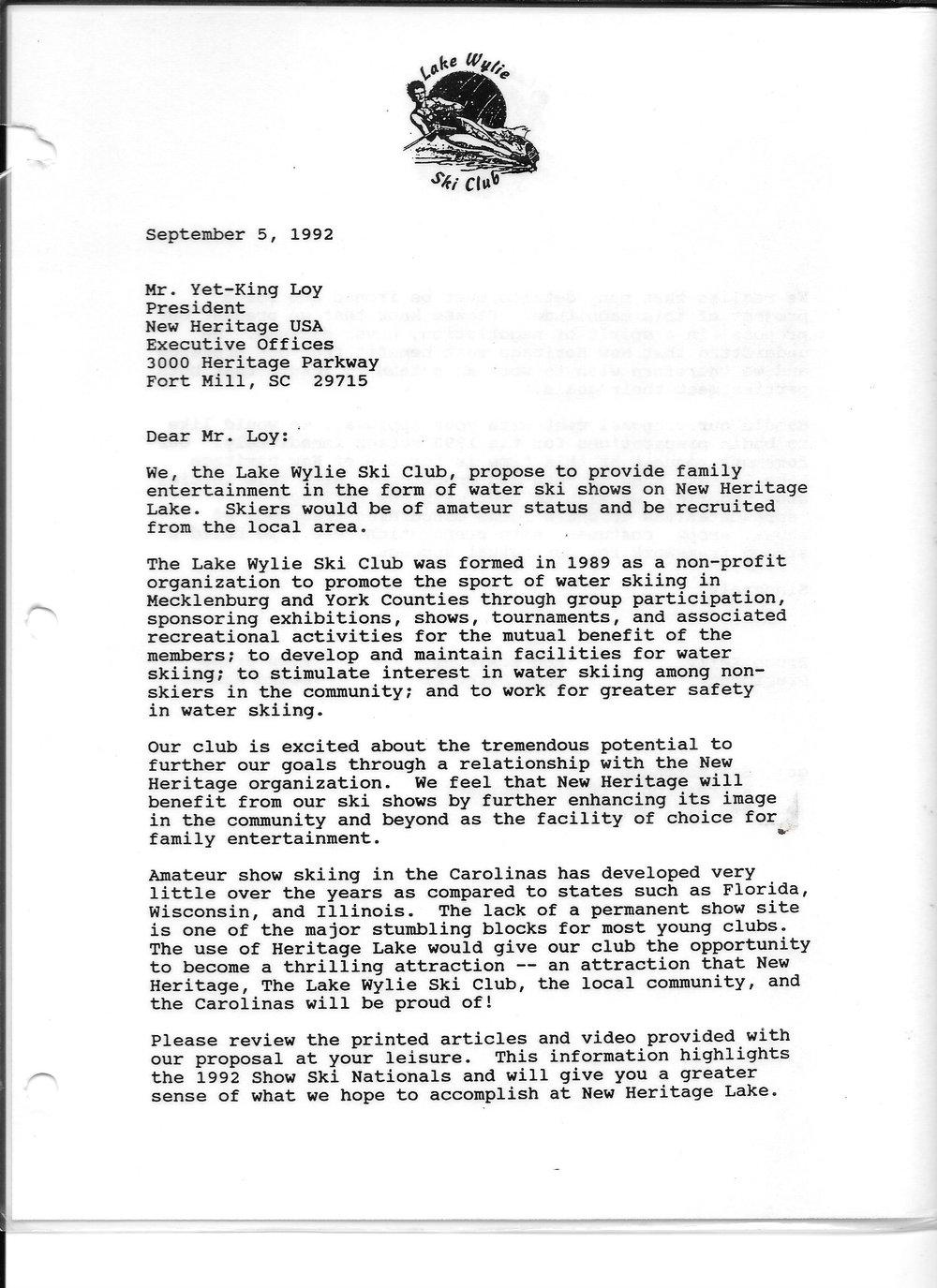 Heritage Proposal 1992.jpg
