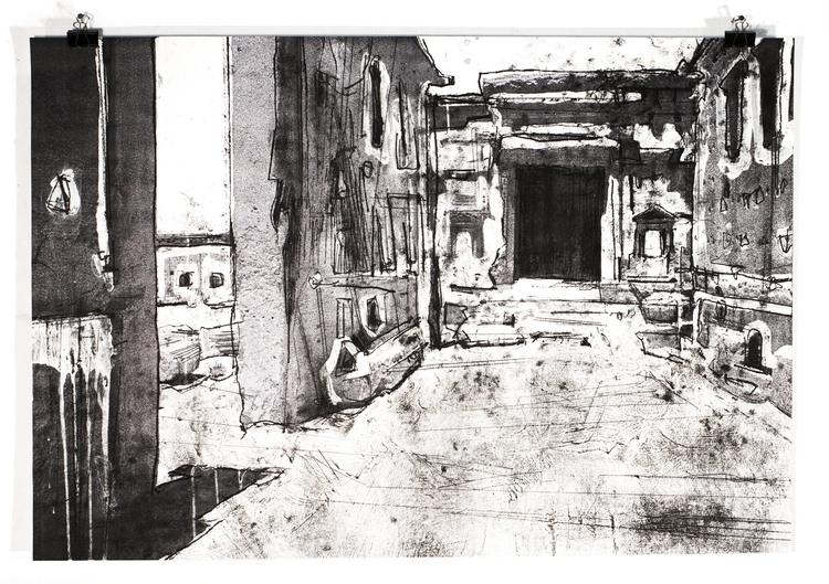Palmyra (Bel Cella) , Arthur Laidlaw