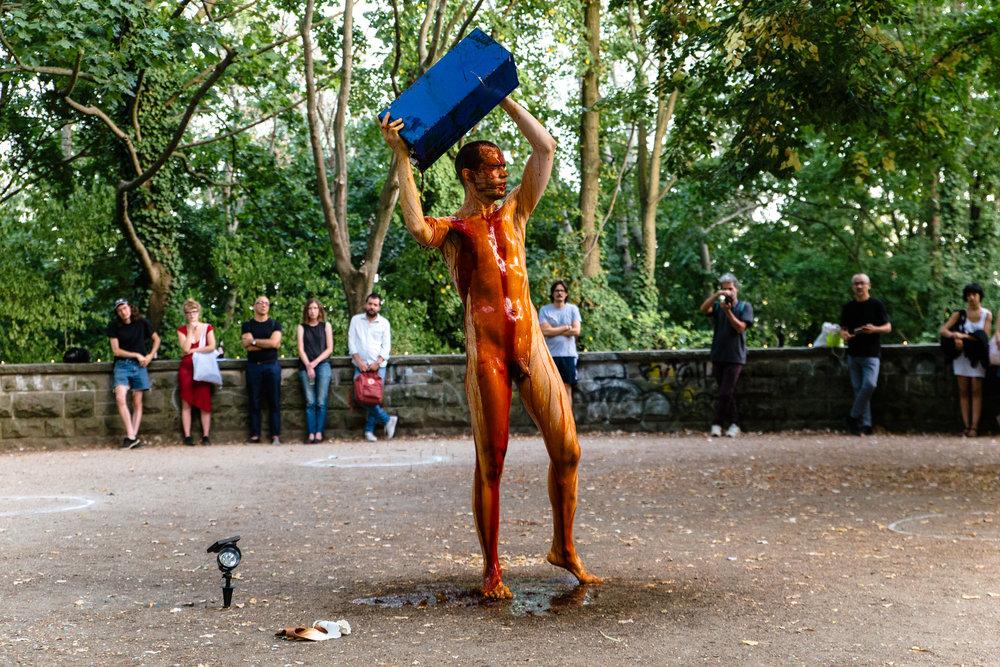 Performance by Daniel Kokko