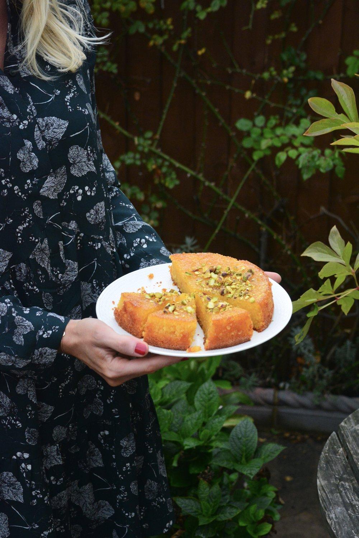 Tunisian Orange Cake - Desert Island Dishes - Margie Nomura - Donal Skehan