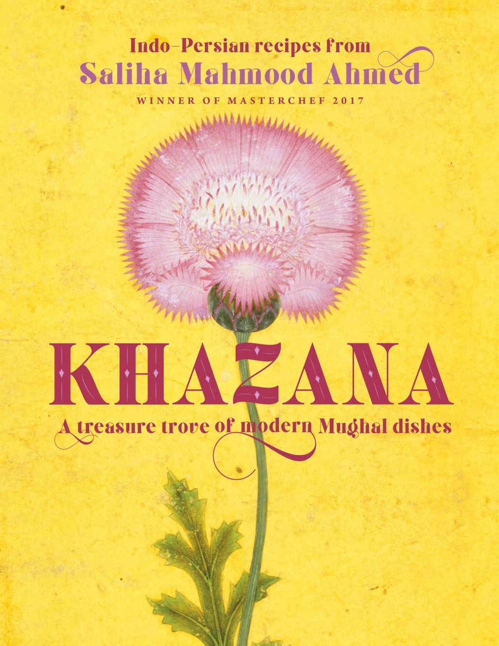 Khazana - Saliha Mahmood Ahmed - Masterchef - Margie Nomura