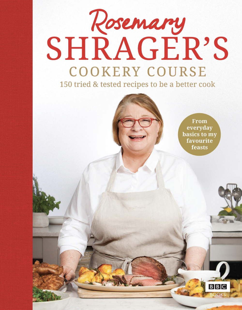 ROSEMARY SHRAGER'S COOKERY COURSE - DESERT ISLAND DISHES - MARGIE NOMURA