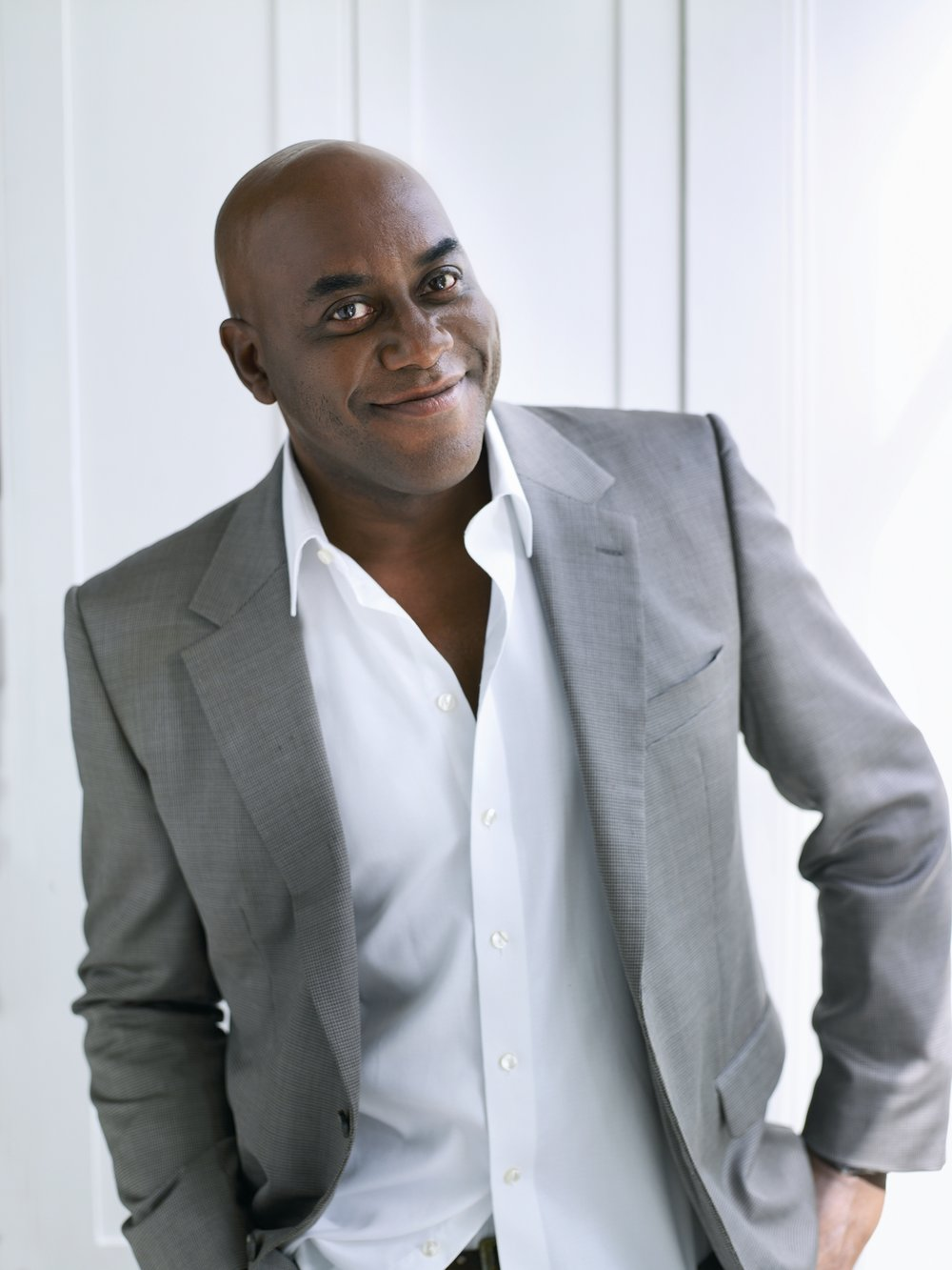 Ainsley Harriott - Desert Island Dishes