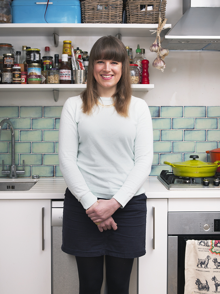 Felicity cloake on Desert Island Dishes podcast