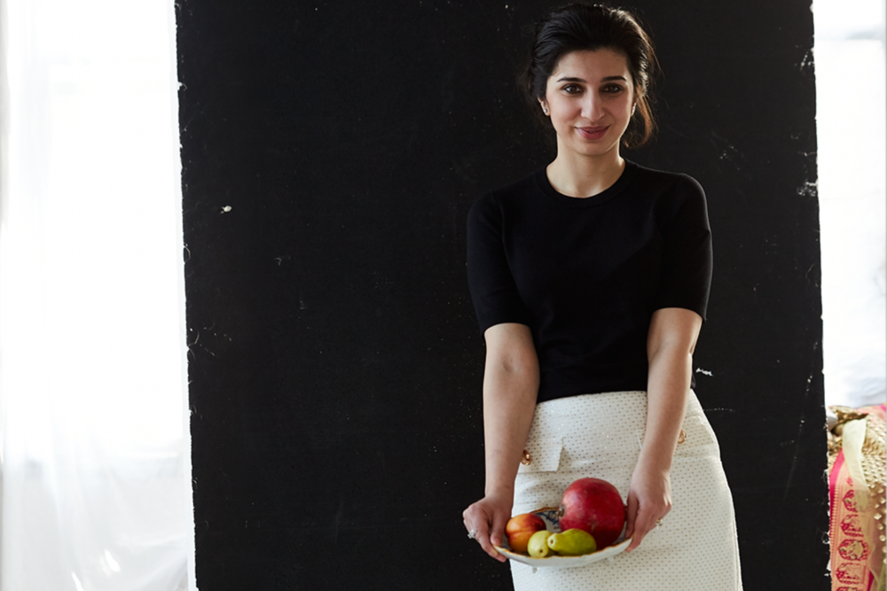 Saliha Mahmood Ahmed on Desert Island Dishes