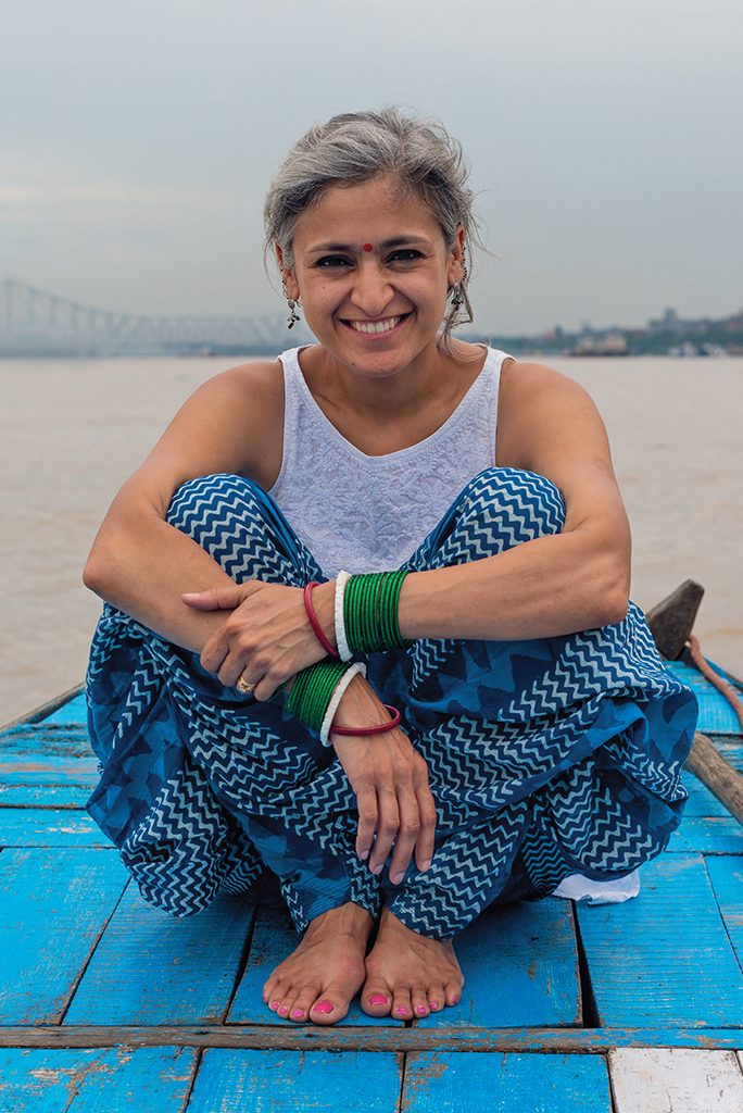 Chetna Makan on Desert Island Dishes
