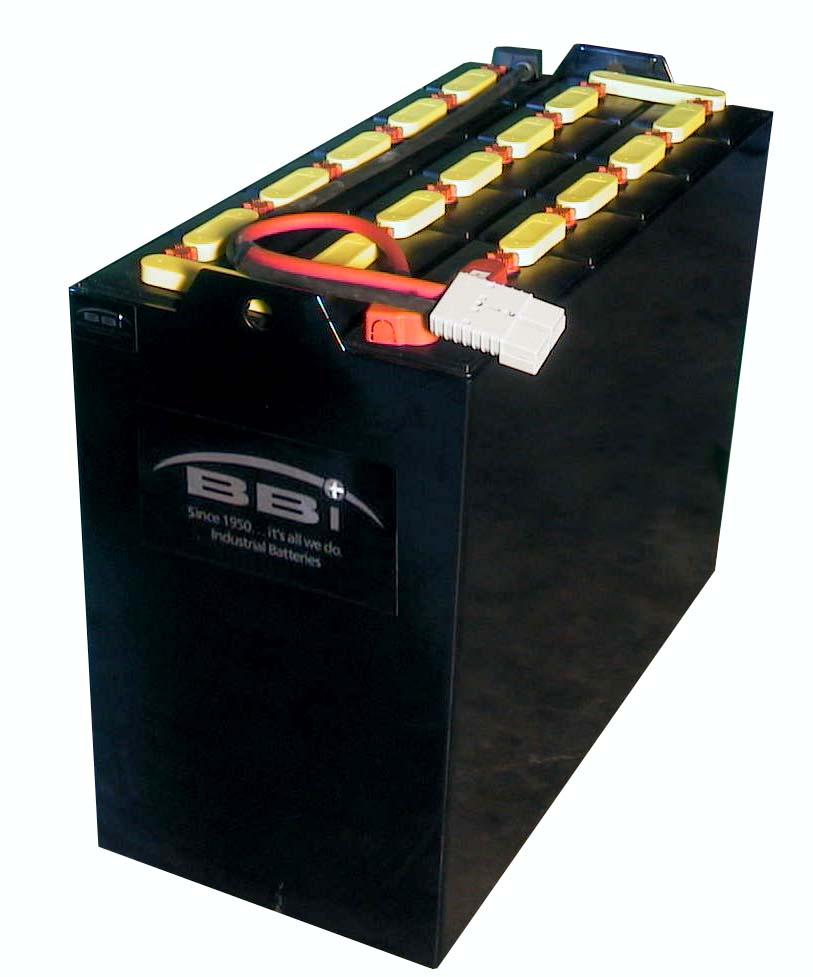Battery Builders Inc - Industrial Forklift Battery New England region sales