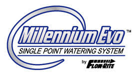 New England Battery carries the Millenium Evo Single Point Battery Watering System by Flo-rite, as well as several other systems.
