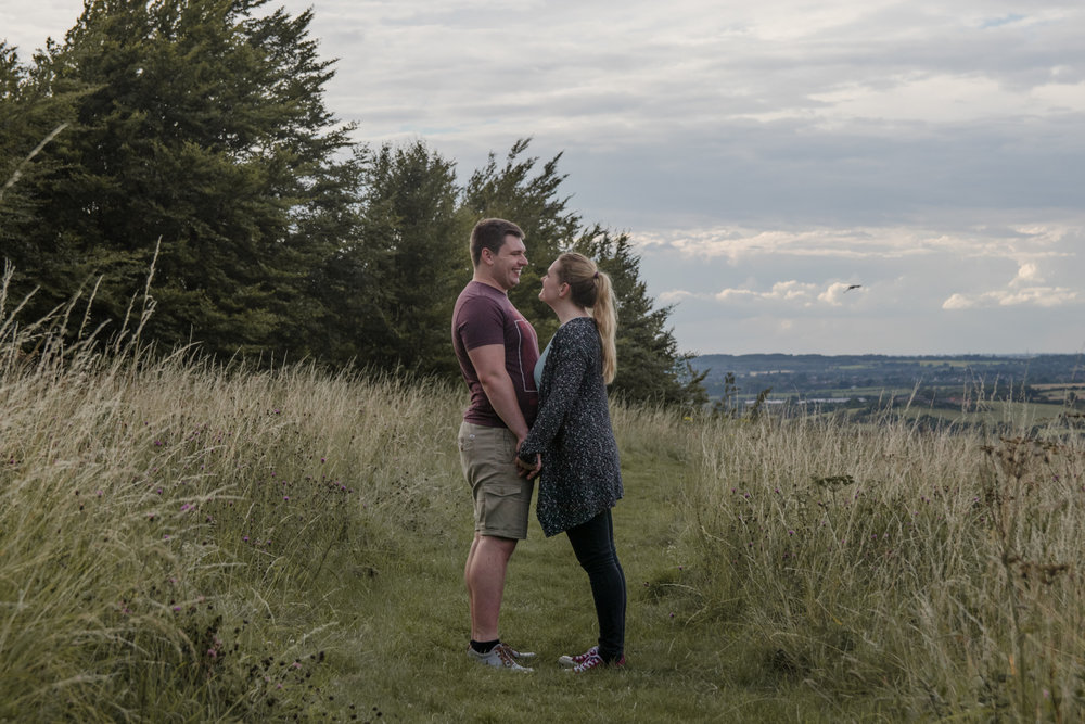 Bond Photography Engagement Bedfordshire