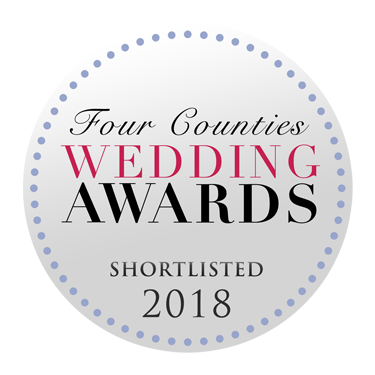 Four Counties Wedding Awards Bond Photography Bedfordshire