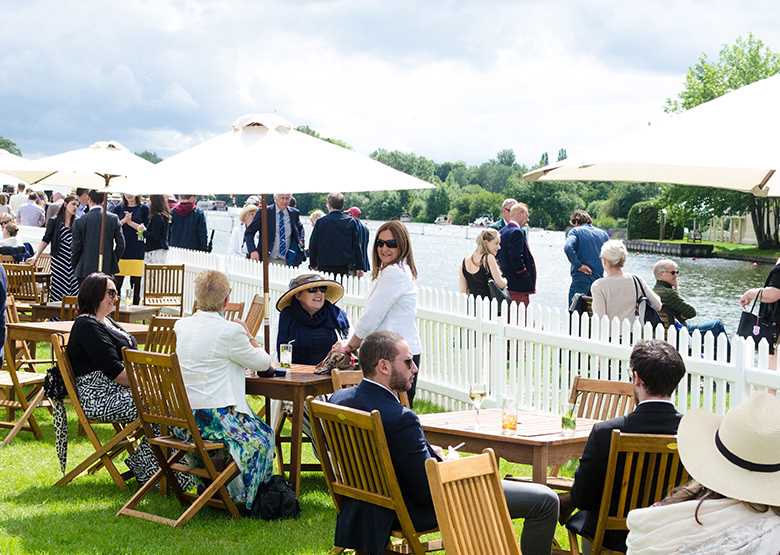 Boaters Hospitality for 2 or More Guests - Henley on Thames, OxfordshireWednesday 3 to Sunday 7 July 2019From £249 + VAT Per Person