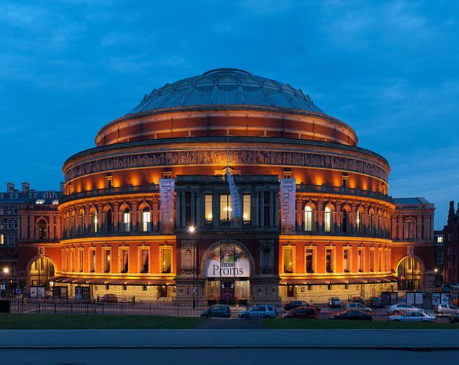Pre - Concert Reception with Tickets - From £1,095 + VAT Per Person