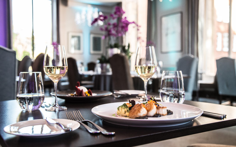 Fine Dining Experince - From £275 + VAT per person