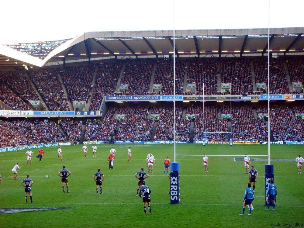 Scotland vs Wales - Guinness Six Nations 2019 -