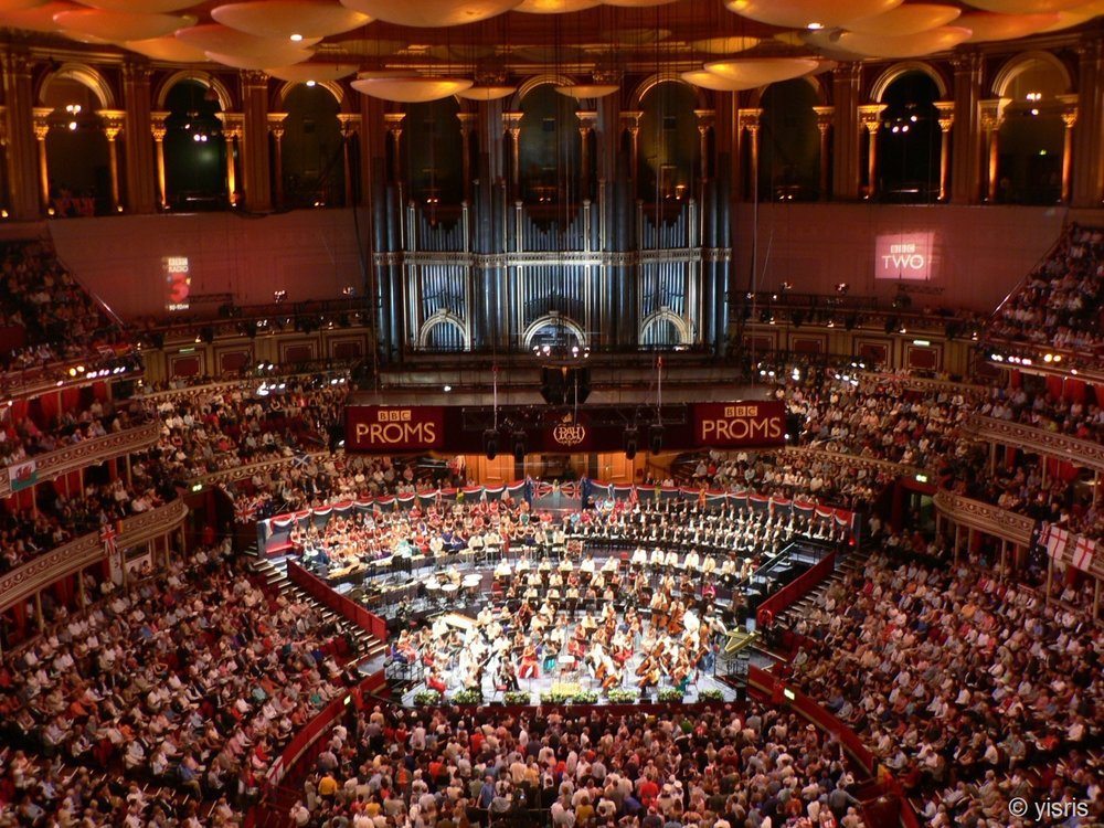 Last Night of the Proms 2019 - Royal Albert Hall, LondonSaturday 14 September 2019(Date TBC)