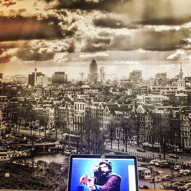 #documentary #namrud #palestinian #singersongwriter #rebel #socialactivist #vegan #kind #wise #coursgeous #funny #creative #singledad #jowansafadi @jowansafadi #premiere #amsterdam #screening #pakhuisdezwijger #rethink #holyland #heritage #nazareth #haifa #israel #equality #humanrights #beinghuman