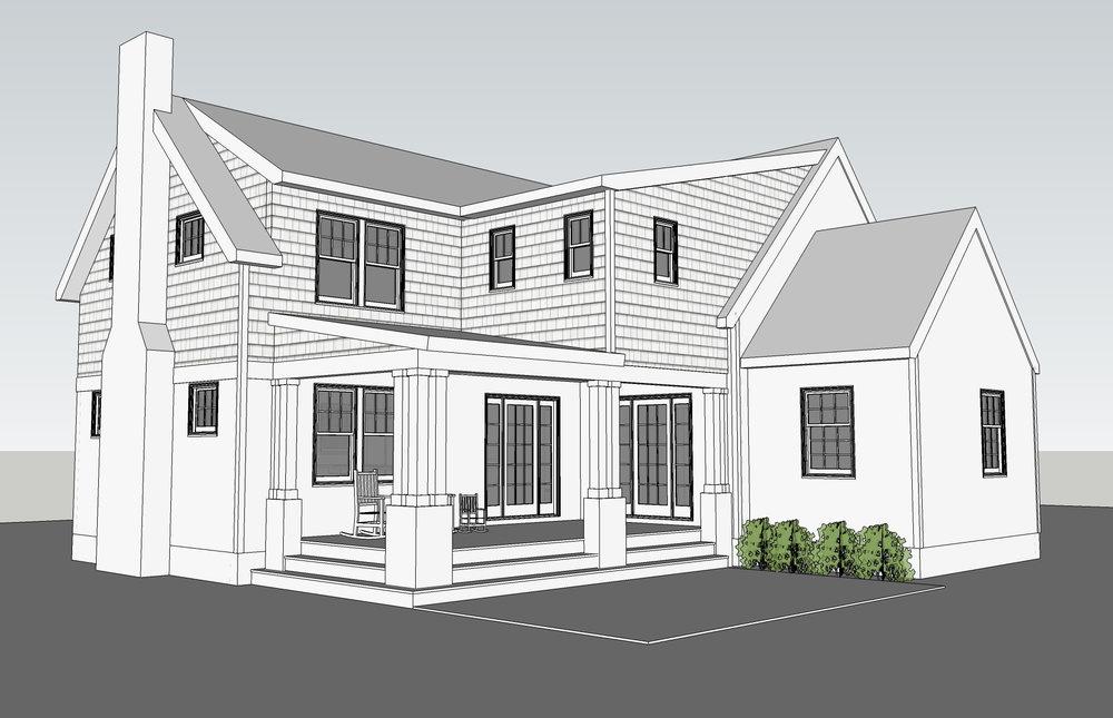 Kensington - Renovation & Addition