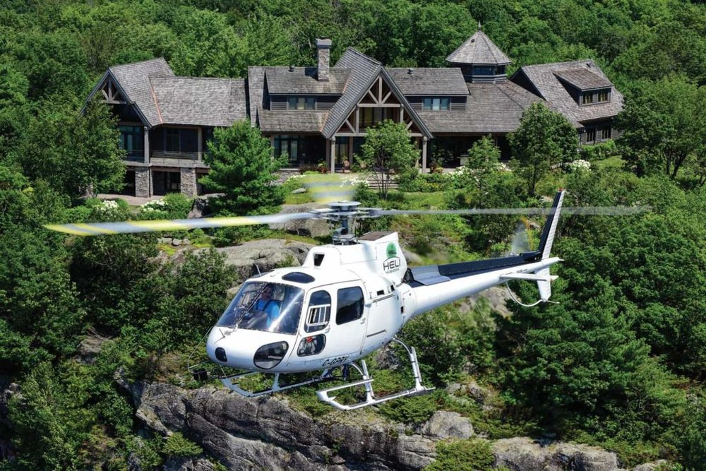 fly high... - take a flight over muskoka's best to