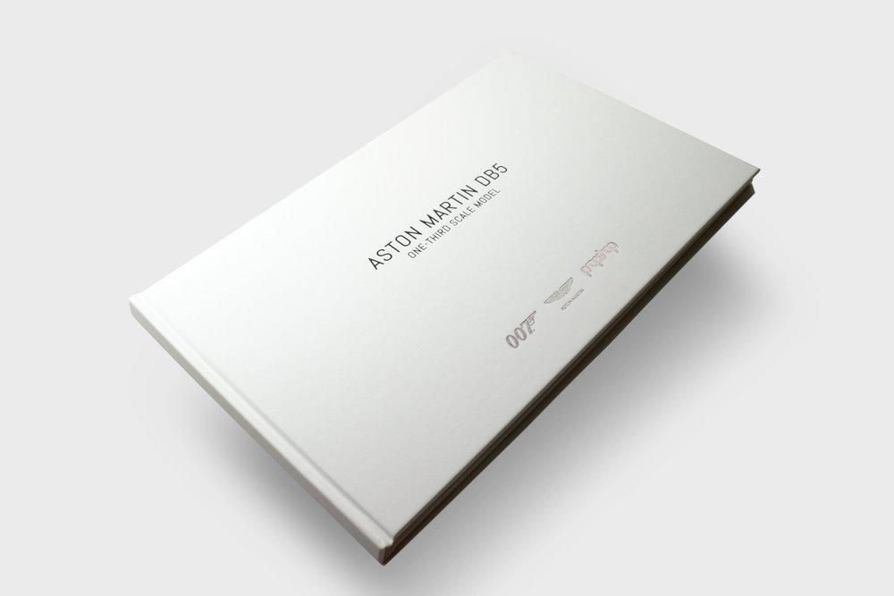 Martyna-Kramarczyk-Aston-Martin-DB5-freelance graphic designer berkshire .jpg