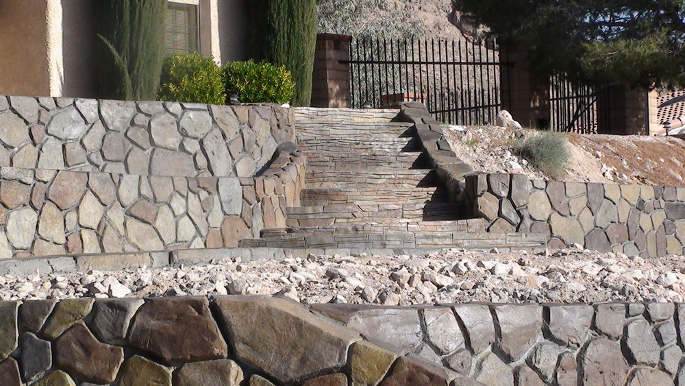 concrete retaining wall contractors