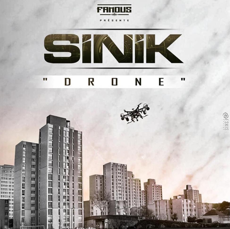 le nouvelle album de sinik