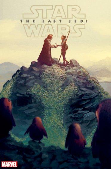Star Wars The Last Jedi Cover - Le Petit Cahier