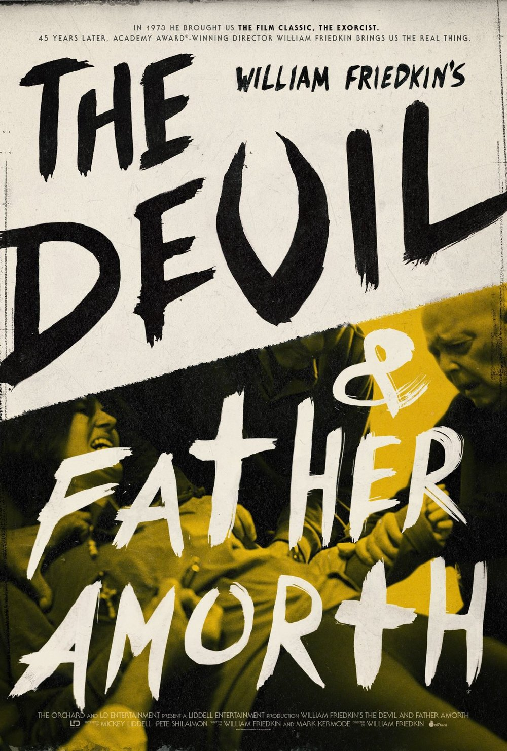 The Devil And Father Amorth - Le petit Cahier
