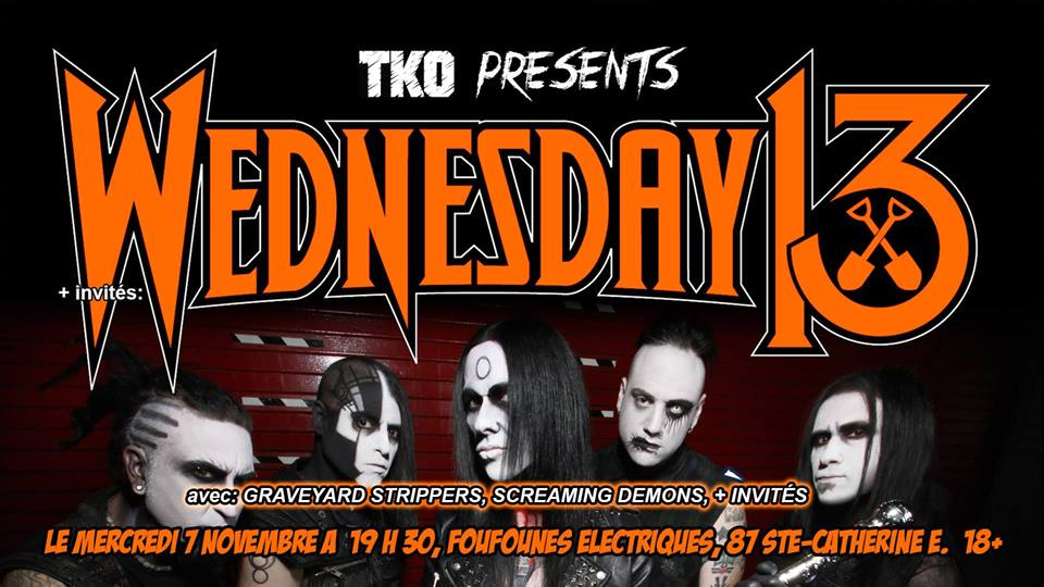 Wednesday 13 - Le Petit Cahier
