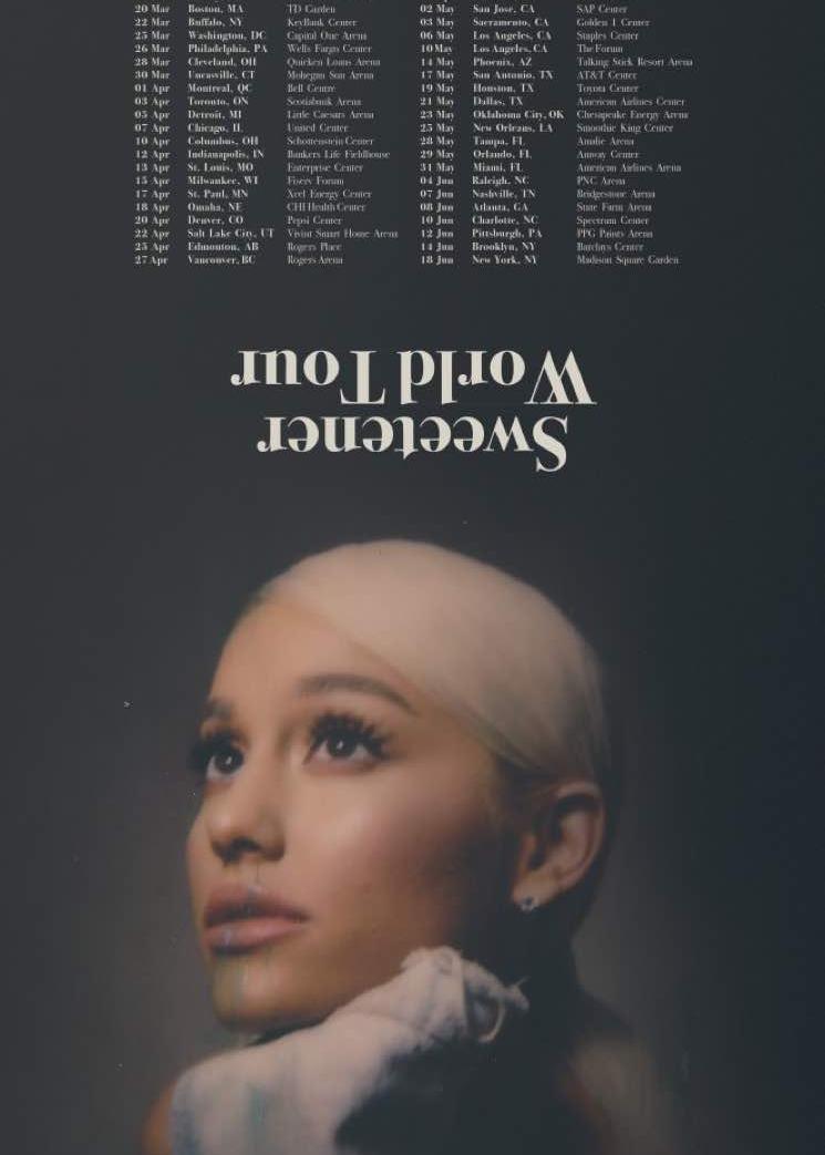 Ariana Grande - Le Petit Cahier