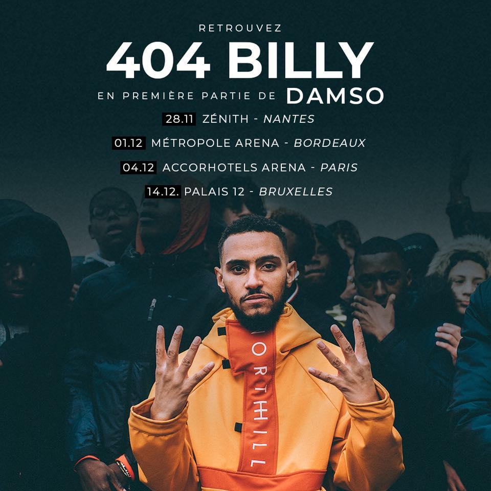 404Billy et Damso - Le Petit Cahier