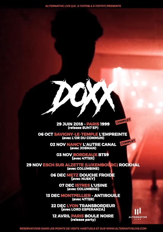 Doxx - Le Petit Cahier