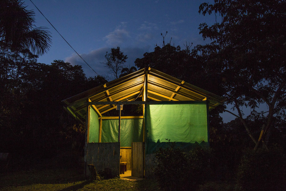 Seit sechs Monaten liefert IMAGINE LIGHT sauberen und unabhängigen Strom in der Secoya-Gemeinde San Pablo.